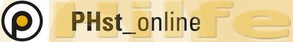 PHO Hilfe Logo